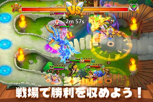 Castle Clashuff1au30aeu30ebu30c9u30edu30a4u30e4u30eb 1.7.5 screenshots 3