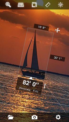 EasyMeasure - Camera Distance Tape Measure & Ruler apktram screenshots 8