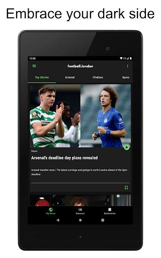 Football.London 5.0.3 screenshots 12