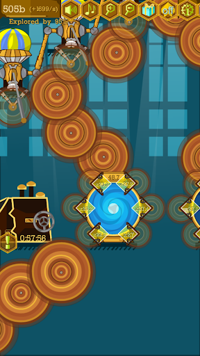 Steampunk Idle Spinner: Coin Factory Machines 1.9.3 screenshots 7