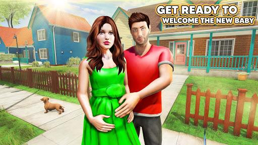 Pregnant Mom Happy Family Home 2.1.2 screenshots 1