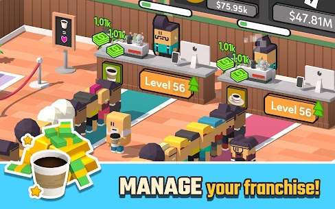 Idle Coffee Corp MOD APK 2.27 (Unlimited Coins) 9
