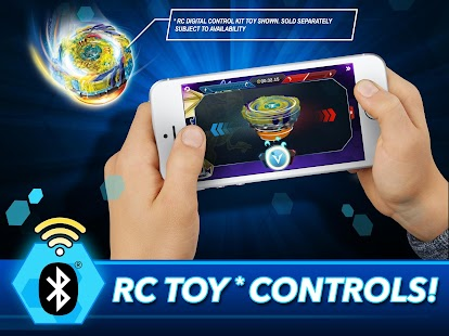 BEYBLADE BURST app Screenshot