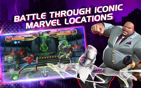 Marvel Contest of Champions Mod Apk [Unlimited Units+Money 2021] 4