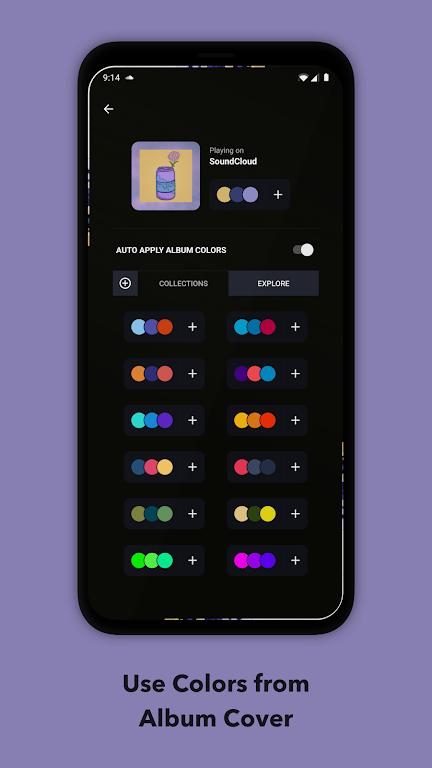 Muviz Edge - Music Visualizer, AOD Edge Lighting poster 5
