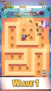 Cookies TD - Idle Tower Defense Games