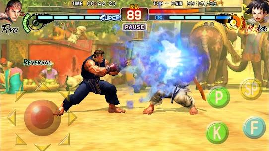Street Fighter IV Champion Edition Mod Apk 1.03.03 (Free Shopping) 8