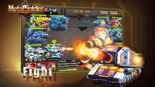 Metal Soldier apktram screenshots 9