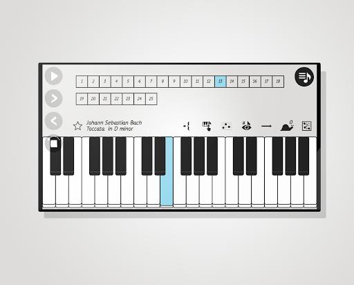 Pianizator— piano tutorials  for beginners screenshots 1
