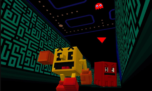 Pac-Mod Pacman Mod for Minecraft PE Game Hack Android and iOS 3
