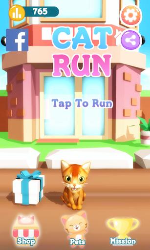 Cat Run 1.1.9 screenshots 1