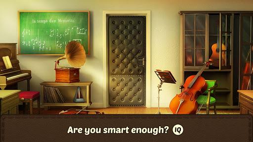 100 Doors Games 2020: Escape from School 3.6.7 screenshots 4