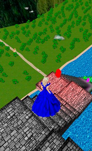 Cinderella. Way home. apkmartins screenshots 1