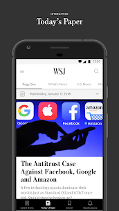 The Wall Street Journal v4.27.1.3 Subscribed APK 2