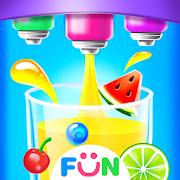 Kids Summer Drinks Maker - Blendy Juicy Simulation