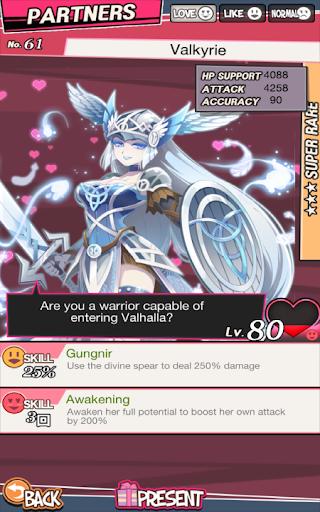Dungeon & Girls: Card Battle RPG | Build your Deck Apkfinish screenshots 17