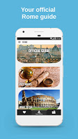 ROME City Guide, Offline Maps, Tours and Hotels