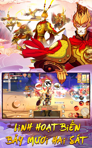 Ngu1ed9 Khu00f4ng : u0110u1ea1i Nu00e1o Thiu00ean Cung  screenshots 4