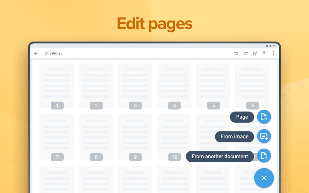 Xodo PDF Reader & Editor poster 10