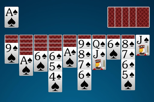 Spider Solitaire 4.5.2 screenshots 2