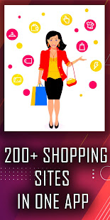 Download All Shopping apps & sites in one browser For PC Windows and Mac apk screenshot 3