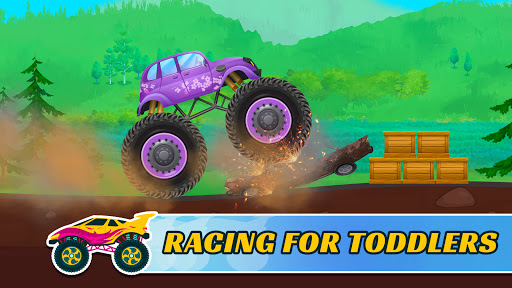 Monster Trucks: Racing Game for Kids Fun  screenshots 1