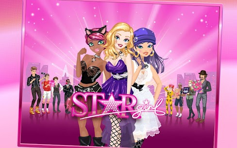 Star Girl APK 4.2.3 (Unlimited Money) 4