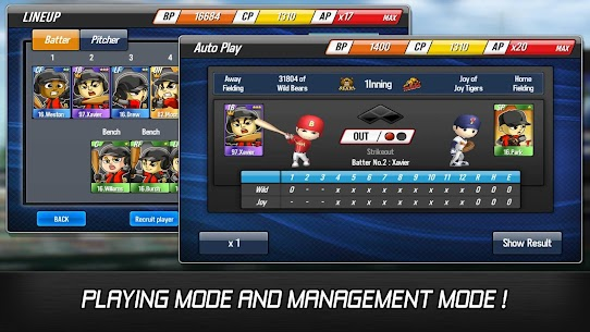 Baseball Star Mod APK – Unlimited BP, CP & Unlimited Money 2
