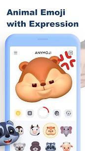 Anymoji Mod Apk- Animoji Maker & 3D Animated Emoji Avatar 1