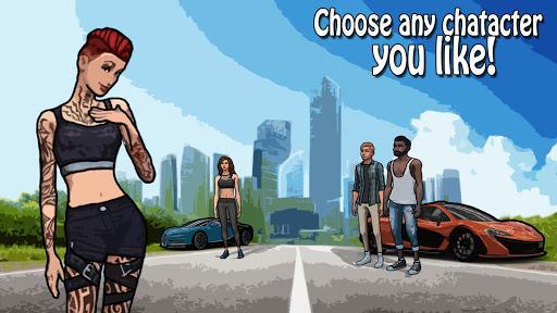 Streamer Simulator. Road to success screenshots 5