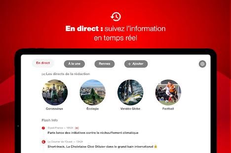 Ouest-France, lu2019actu de la commune au monde 4.6.1 Screenshots 21