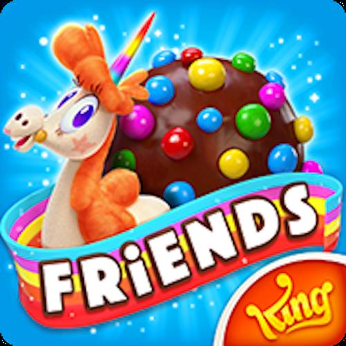 Candy Crush Friends Saga [Mod] 1.45.4 mod