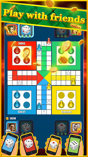 Ludo Masteru2122 - New Ludo Board Game 2021 For Free 3.7.2 Screenshots 2