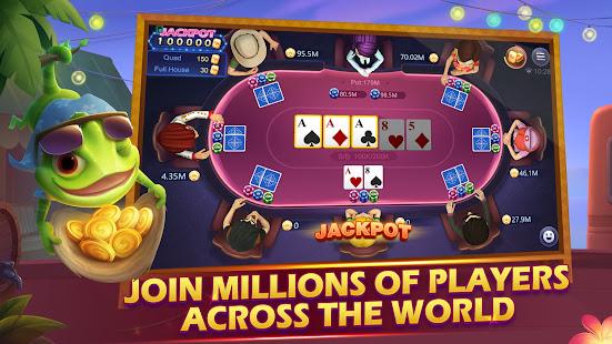 Higgs Domino-Ludo Texas Poker Game Online 1.72 Screenshots 3