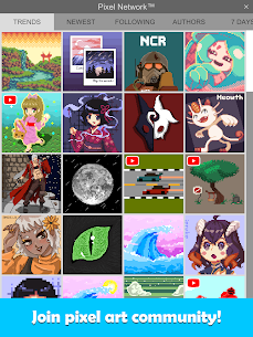 Pixel Studio MOD v3.45 (Pro unlocked) 11