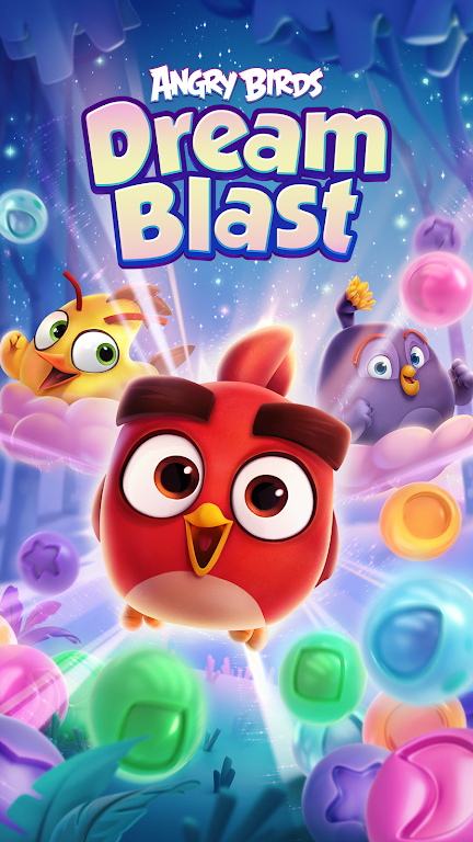 Angry Birds Dream Blast - Bubble Match Puzzle  poster 7
