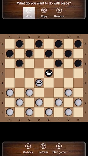 Poddavki - Shashki - Losers 11.4.0 screenshots 1