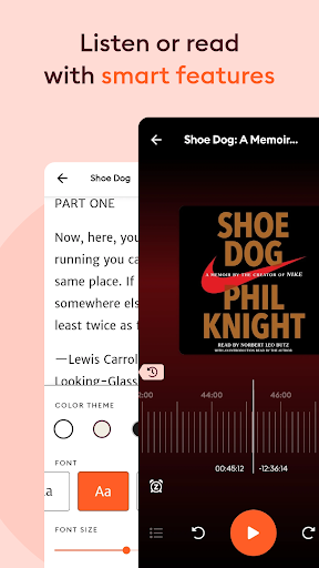 Storytel: Audiobooks and Ebooks screenshots 19