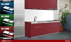 Kitchen 3Dのおすすめ画像3