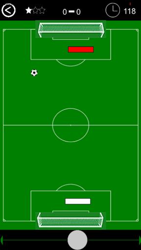 soccer pong game screenshot 3