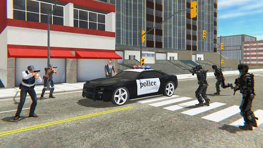 Cop Driver Police Simulator 3D apkpoly screenshots 14