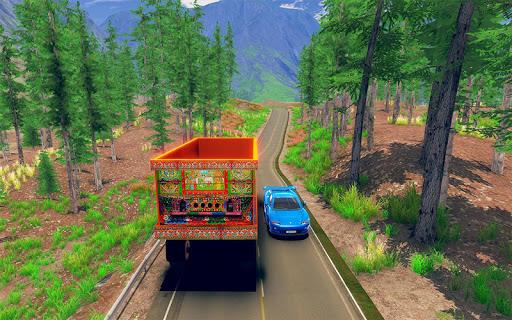 Asian Truck Simulator 2019: Truck Driving Games screenshots 6