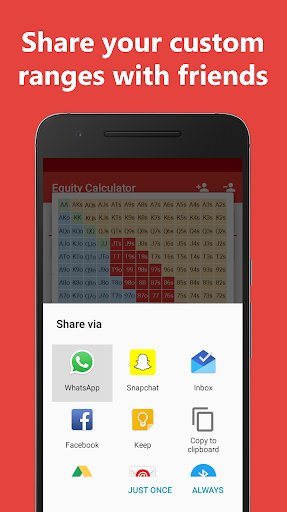 Poker Equity Calculator Pro For No Limit Holdem Download Apk For Android Apktume Com