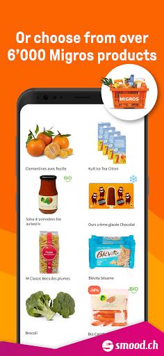Smood u2013 Swiss Food Delivery 5.0.11 Screenshots 5