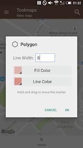 Tools for Google Maps Mod Apk [No Ads/MOD EXTRA] Download 5