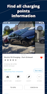 Chargemap - Charging stations 4.7.20 Screenshots 6
