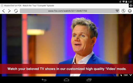 Photon Flash Player & Browser 5.9 screenshots {n} 2