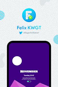 Felix KWGT 9.0.5 Apk 3