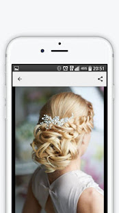 Wedding hairstyles 2018 2.2 Screenshots 7
