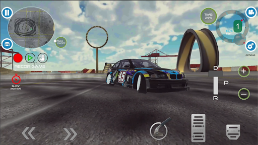 GTR Drift Simulator 25 screenshots 10